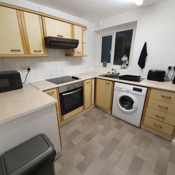 One of Preston City Houses - Kitchen