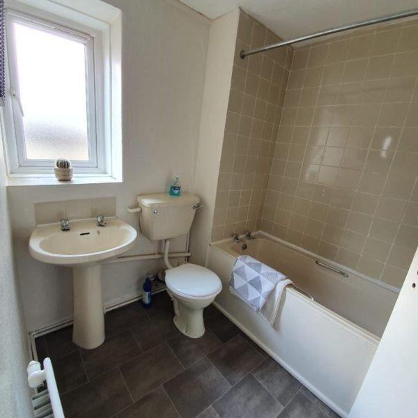 One of Preston City Houses - Bathroom